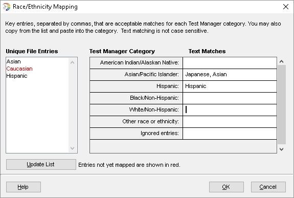 Performing Advanced Import Mapping (PC Only)